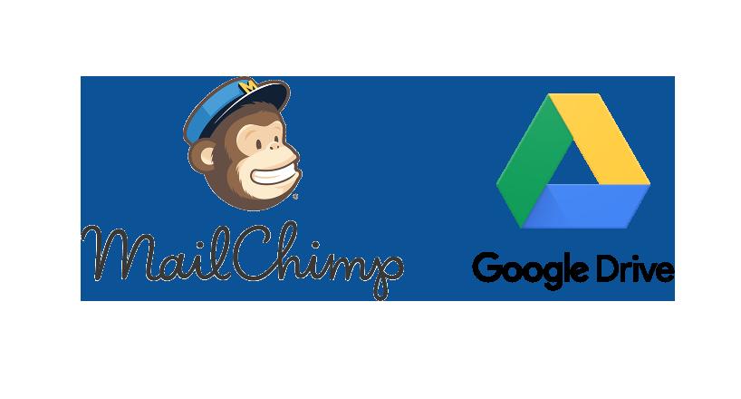 mailchimp-googledrive